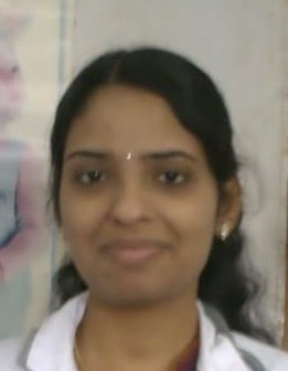 Dr. Roopasree  Alagam