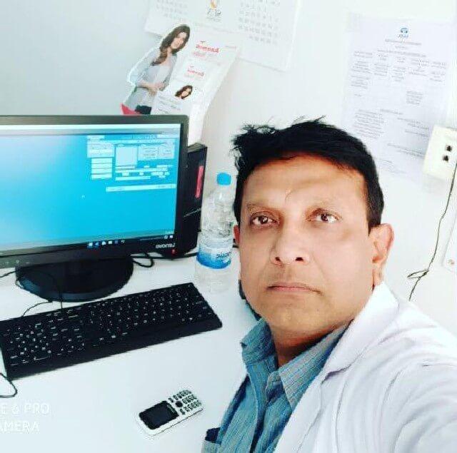 Dr. Sanjan  Das